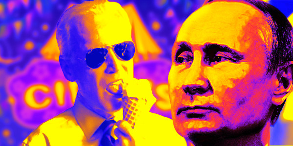 Putin Backs Biden. Rejects Trump's criticism of The Biden Crime family business…