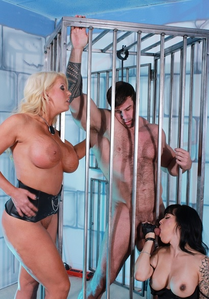 Alura Jenson with Foxxy and Zeb!