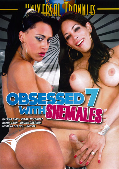 Obsessed With Shemales 7 (2013)