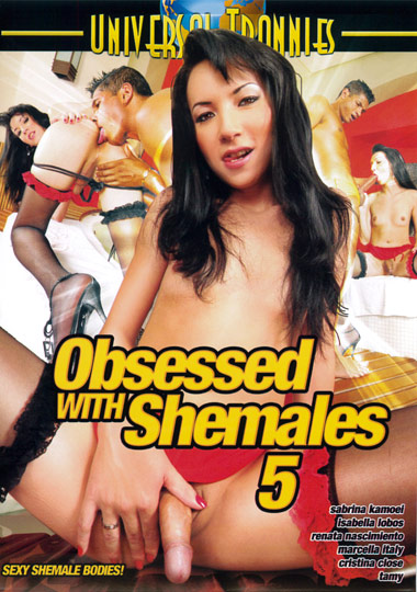 Obsessed With Shemales 5 (2011)