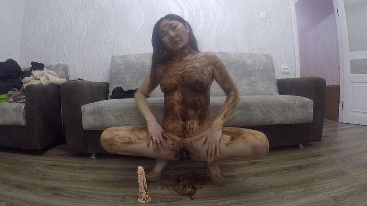 asiansteppe - My first Scat Scene