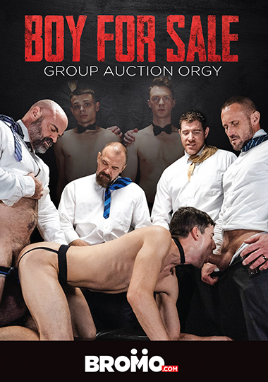 Boy For Sale - Group Auction Orgy (2020)
