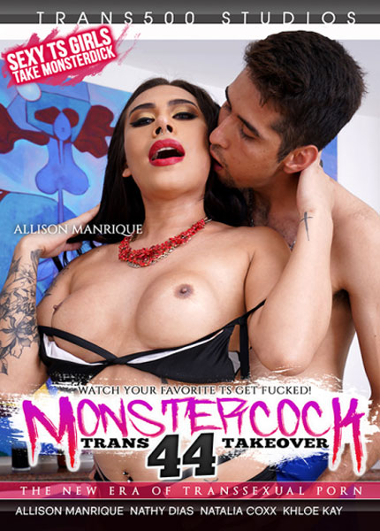 Monster Cock Trans Takeover 44 (2021)