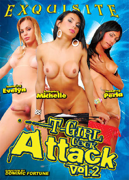 T-Girl Cock Attack 2 (2013)