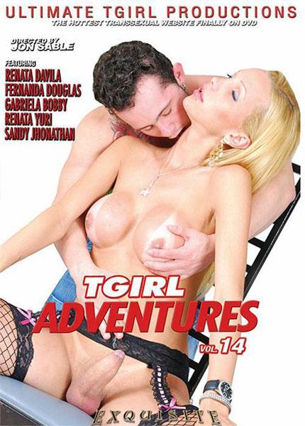 T-Girl Adventures 14 (2016)