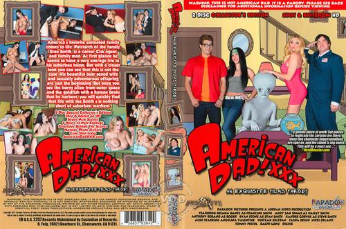 Dad parody american xxx American Dad