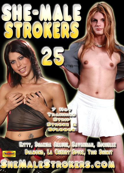 She Male Strokers 25 (2008)