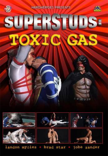 Superstuds - Toxic Gas (2018)