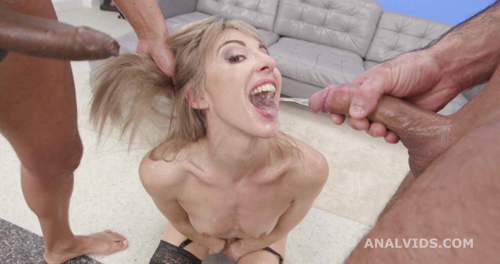 Download LegalPorno - Giorgio Grandi - Vicky Sol goes wet Vs 2 Big Dicks with Balls Deep Anal, DAP, Gapes, Pee Drink, Farts and Swallow GIO1719