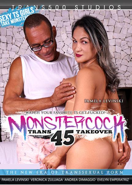 MonsterCock - Trans Takeover 45 (2021)