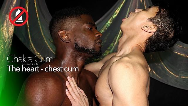 [PeterFever] Chakra Cum 5: The Heart (Chest Cum)