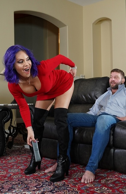 Foxxy Fucked by Colby Jansen