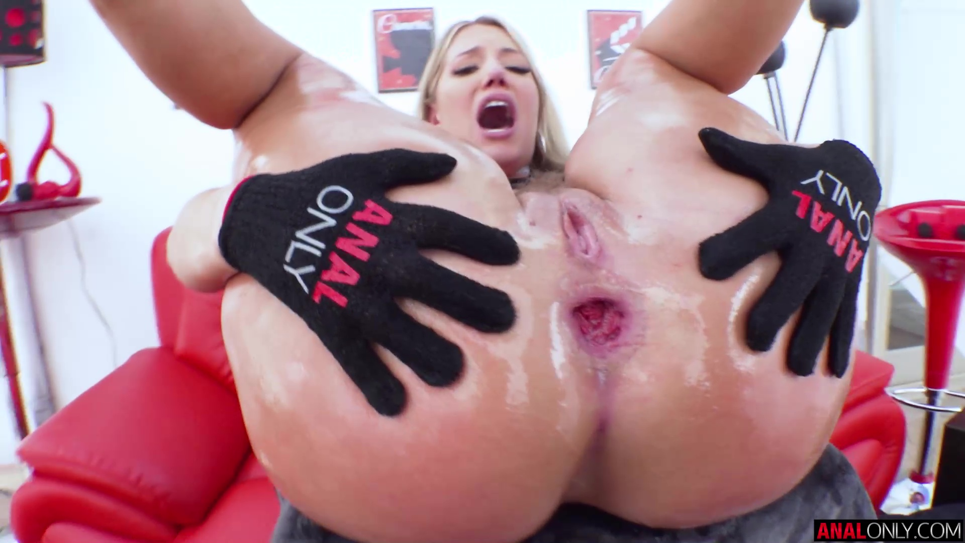 AnalOnly.com - Drilling Candice's Juicy Ass