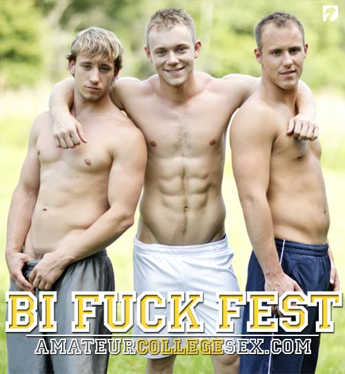 Bi Fuck Fest (2008)