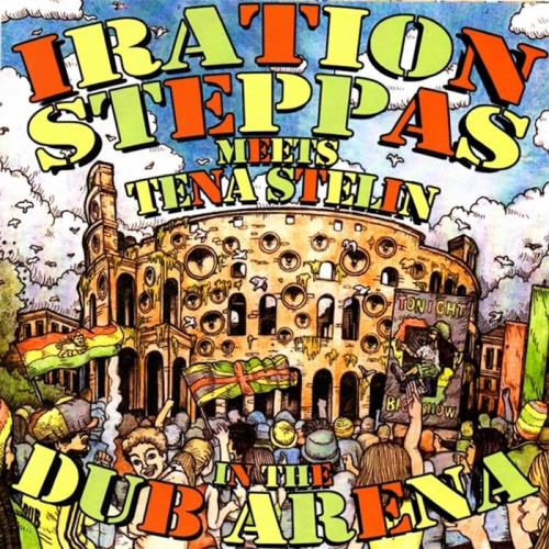 Iration Steppas - In The Dub Arena (2021)