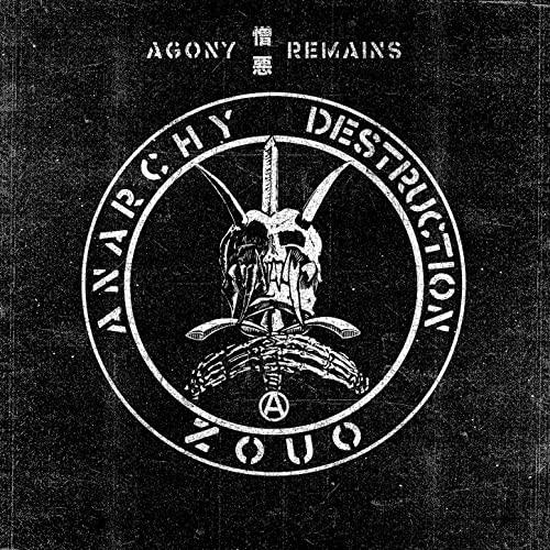Zouo - Agony Remains (2021)