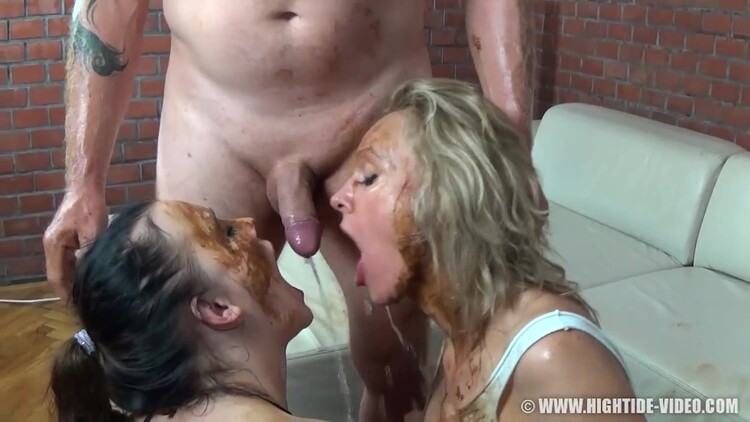 Hightide-Video - BETTY PRIVATE - THE ASS-TO-MOUTH SESSION