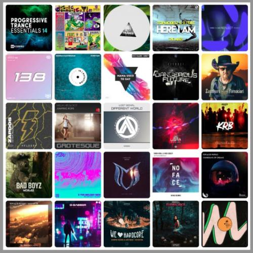 Beatport Music Releases Pack 2555 (2021)