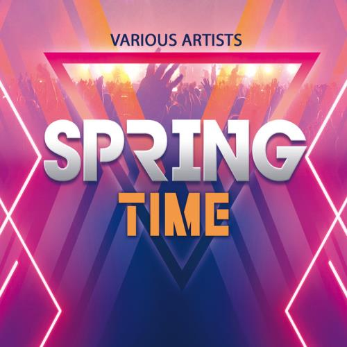 Dynamik Room Records - Spring Time (2021)