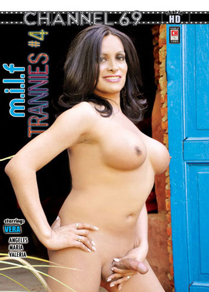 MILF Trannies 4 (2014)