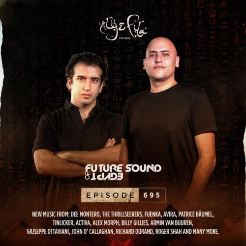 Aly & Fila - Future Sound Of Egypt 695 (2021-03-31)