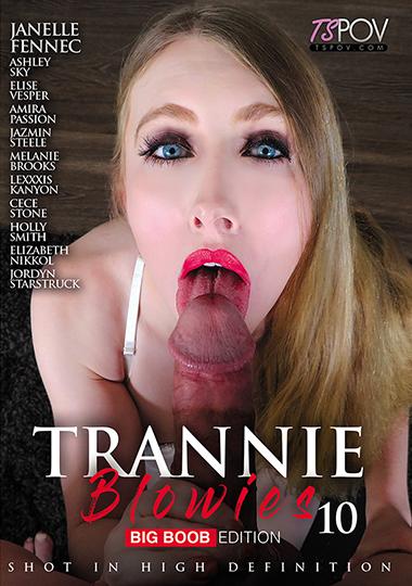 Trannie Blowies 10 - Big Boob Edition (2020)