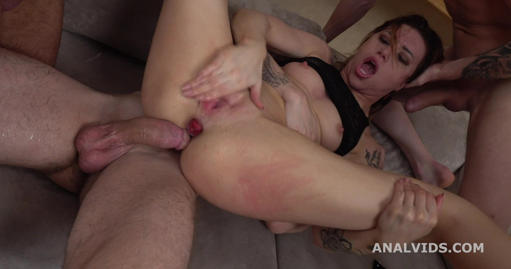 LegalPorno - Giorgio Grandi - Monika Wild gets submitted with Balls Deep DAP, Gapes, Domination, Squirt and Swallow GL330