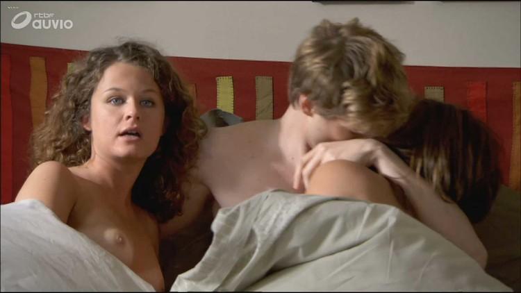 Marie Sambourg  nackt