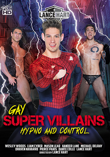 Gay Super Villains - Hypno And Control (2020)