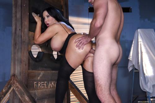 Sybil Stallone - Free Anal 4