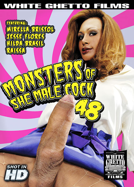 Monsters of She Male Cock 48 (2018)