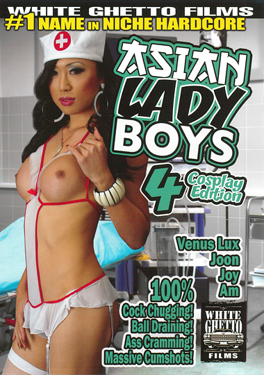 Asian Lady Boys 4 - Cosplay Edition (2016)