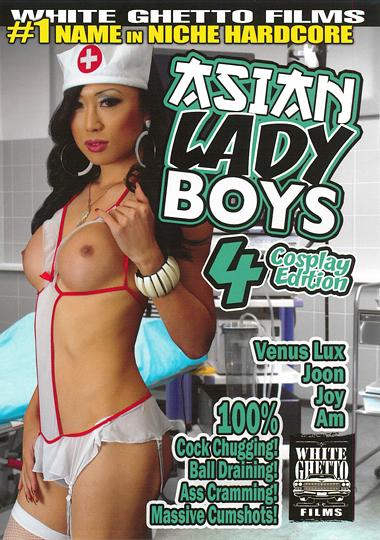Asian Lady Boys 4 - Cosplay Edition (2016)