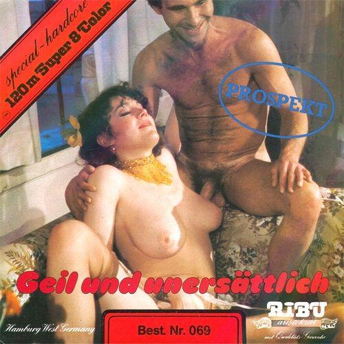 Ribu Aristokrat 69: Geil Und Unersattlich (1980's)