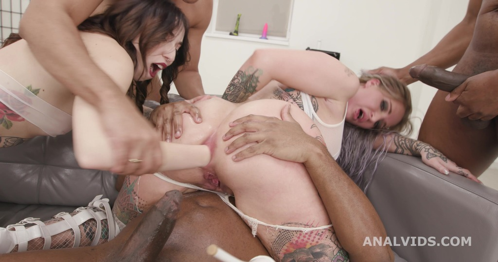 LegalPorno - Giorgio Grandi - G-Extreme Alexxa Vice Vs 3 BBC with Balls Deep Anal, DAP, Gapes, Anal Fist, Pee Drink Creampie Swallow and other shit GIO1687