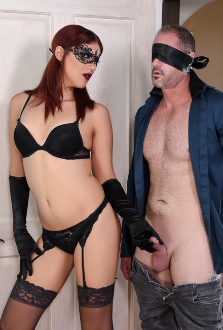The Blindfold Date