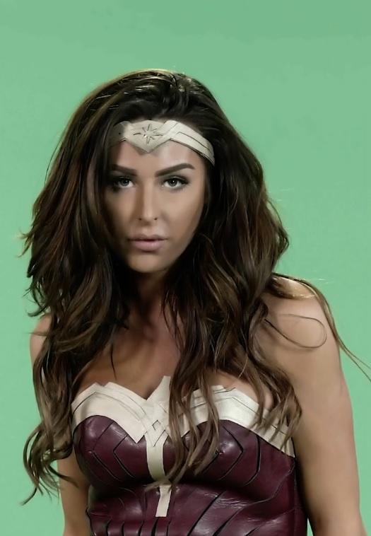BTS - Wonder Woman: A XXX Trans Parody