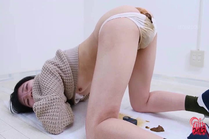 Fetidistrojp - Nonstop Desperate Diarrhea in Panties!
