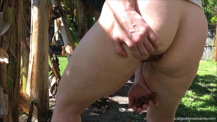 ScatGoddess - Sexy SHIT 4 my NASTY Toilet SLUT