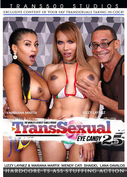 Transsexual Eye Candy 25 (2020)