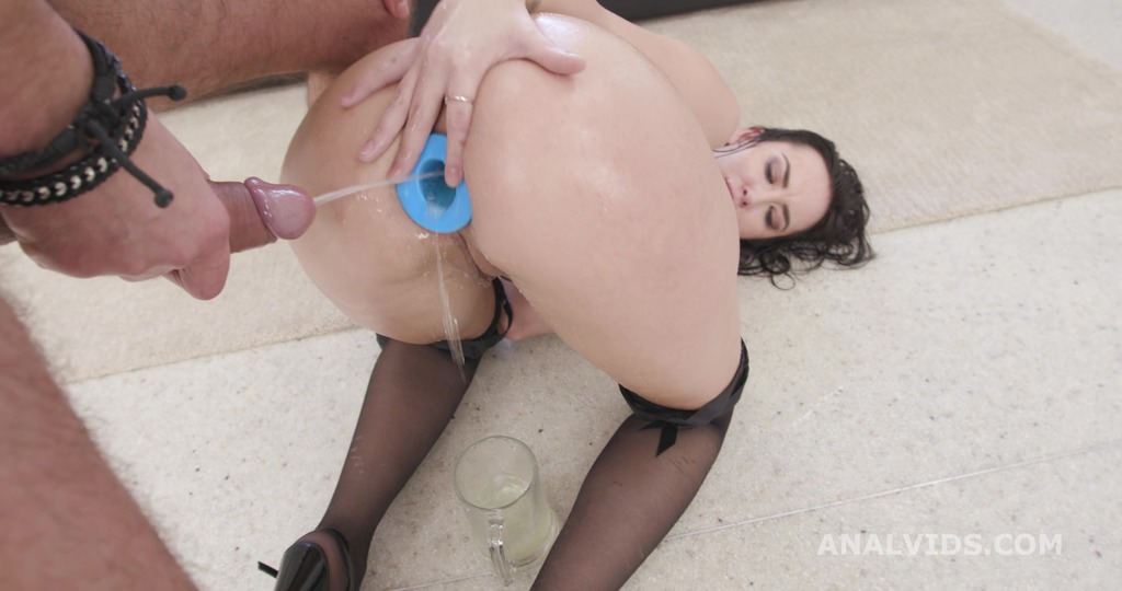 Download LegalPorno - Giorgio Grandi - Funnelled with Roses, Freya Dee 4on1 Balls Deep Anal, First ButtRose,DAP, Pee Drink and Creampiee to Swallow GIO1722