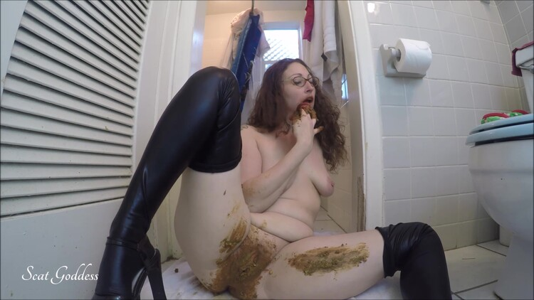 ScatGoddess - Dirty Scat Twizzlers & Caramels