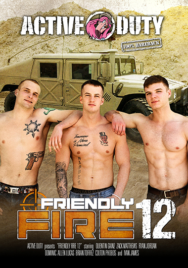 Friendly Fire 12 (2020)