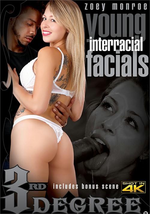 Young Interracial Facials (2017)