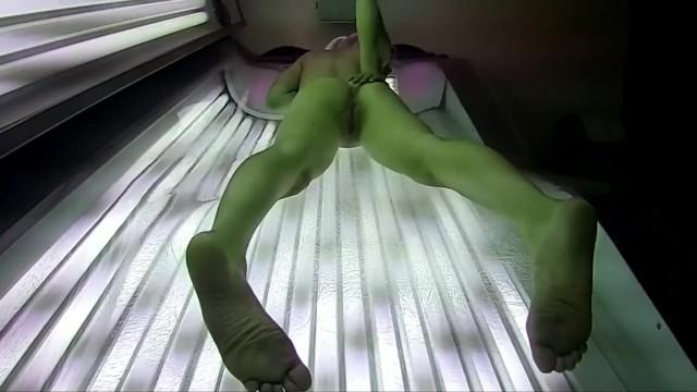 Blonde Webcam Teen masturbiert