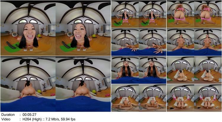Morgan Lee Virtual Reality