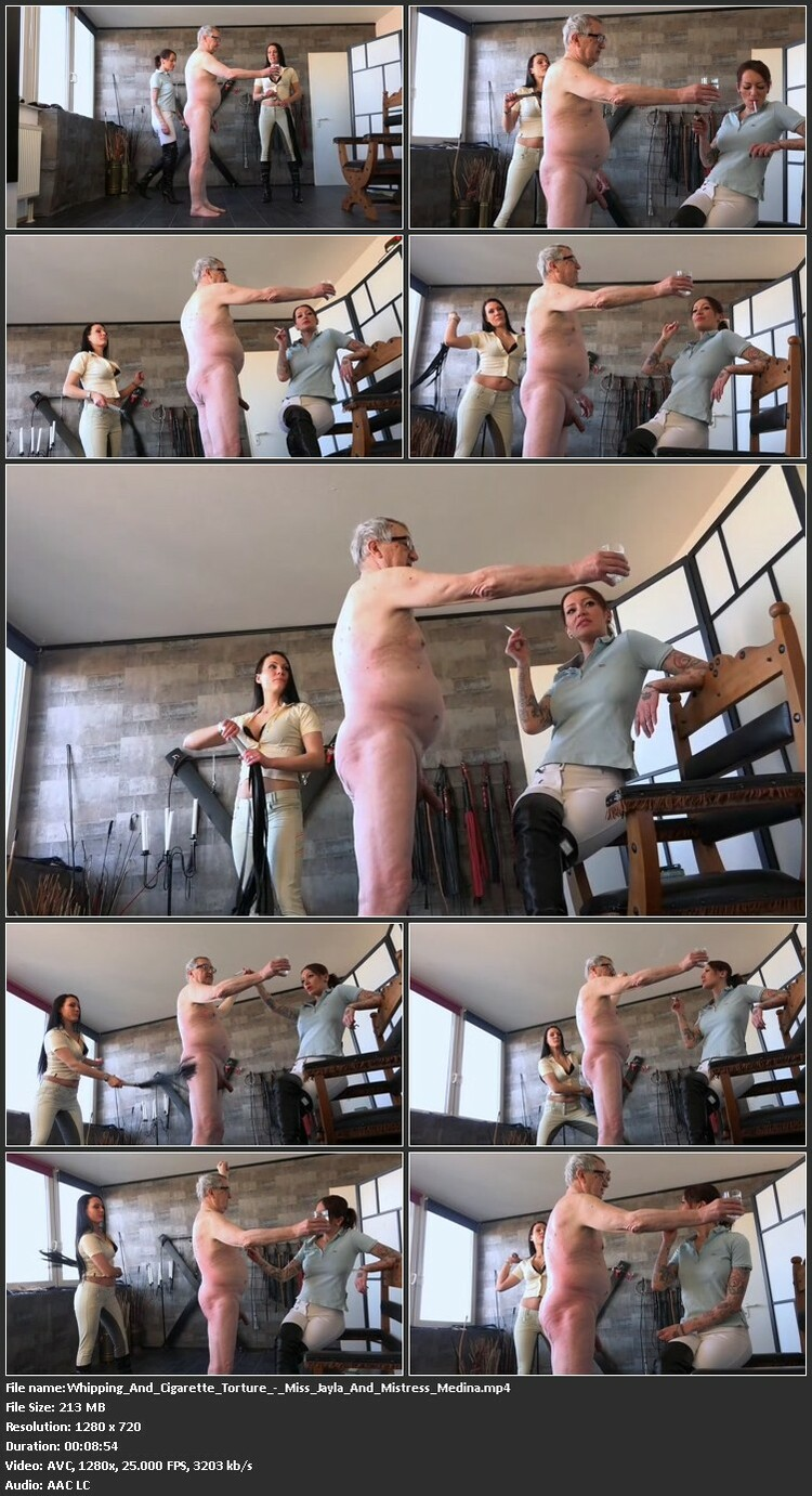 Whipping_And_Cigarette_Torture_-_Miss_Jayla_And_Mistress_Medina.mp4_l.jpg