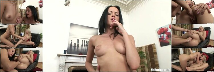 Trisha, Edita - Kinky Fisting Girls [SD 404p]