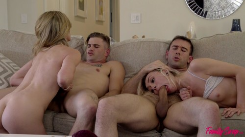 Chloe Temple And Cory Chase – Family Swap Picking Up The Pieces