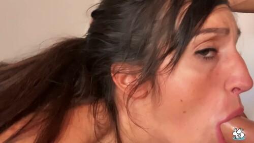 Bella Tina – Hot Euro Babe Loves To Deepthroat Cock